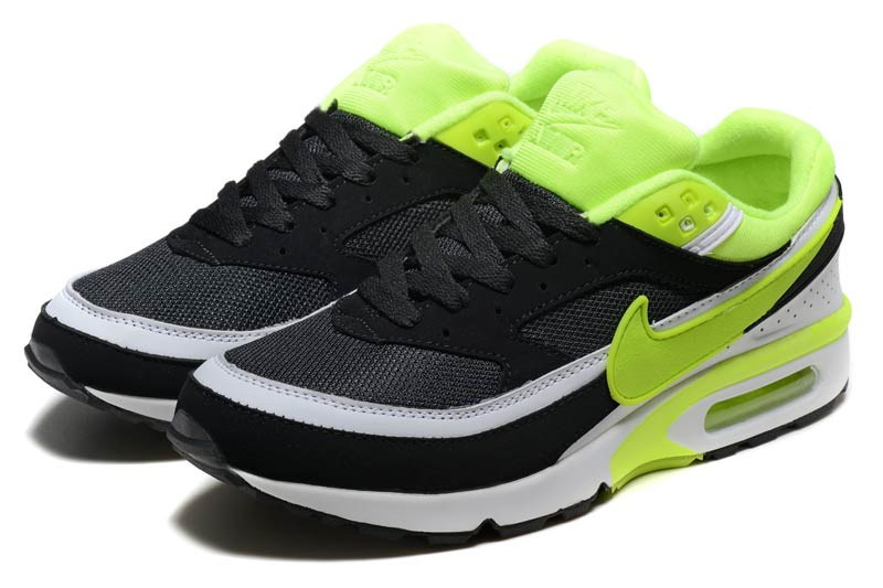 separation shoes 85a7c 7f55d air max bw verte et noir. Nike Air Max BW Homme Chaussures ...
