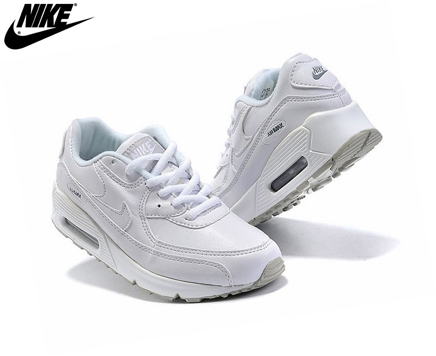 nike air max fille blanche