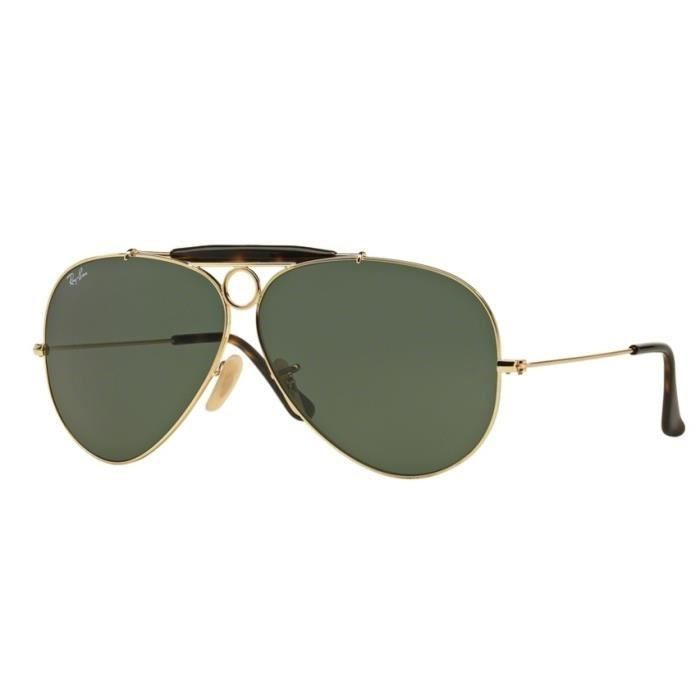 ray ban pour homme